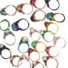 pile of rings