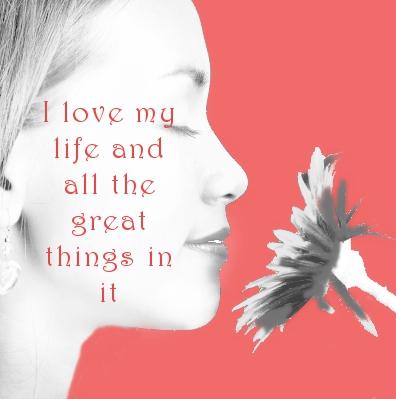 affirmation love life