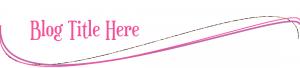 pink leopard blog header