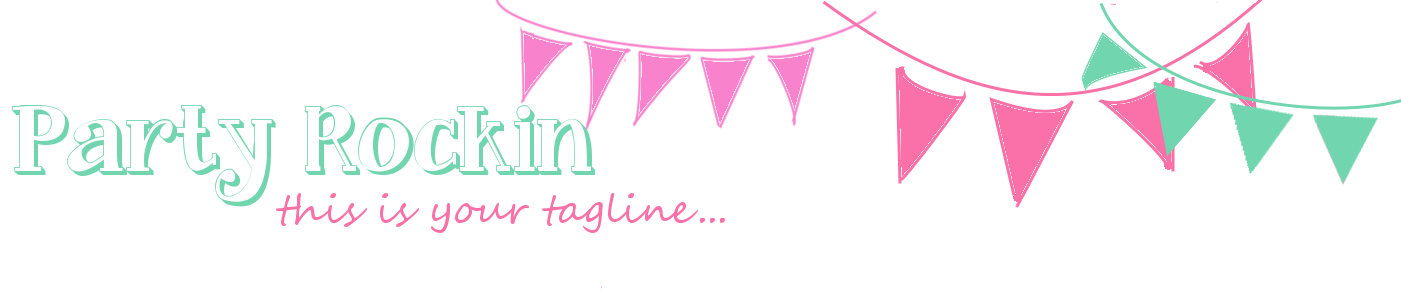free girly blog header
