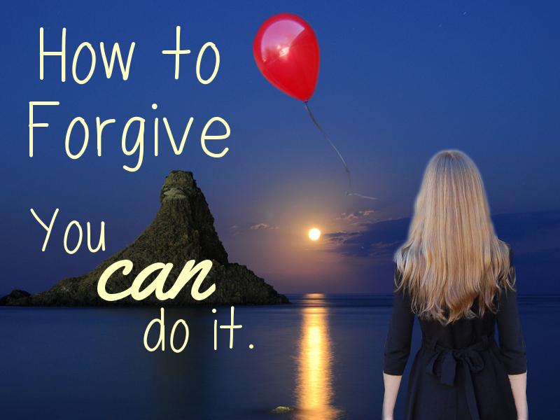 letting go | forgiveness