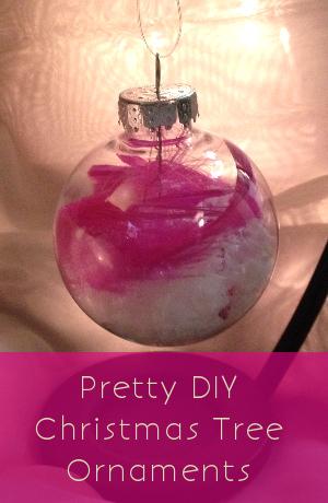 Christmas tree ball ideas