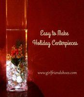 Christmas Centerpiece Ideas | Easy & Beautiful