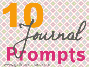 10 journal prompts featured image