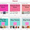 pinterest boards | pinterest marketing