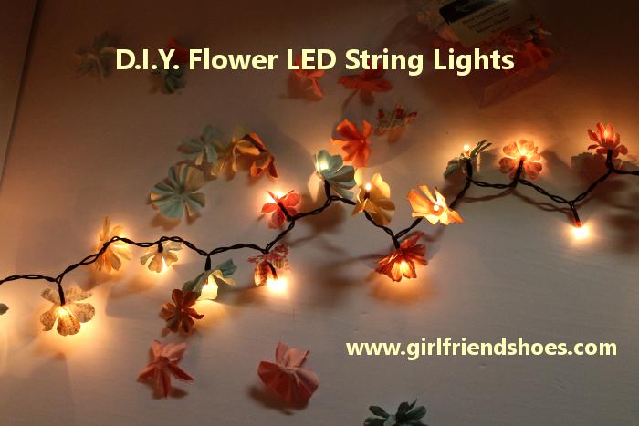 D.I.Y. | Pretty String Lights