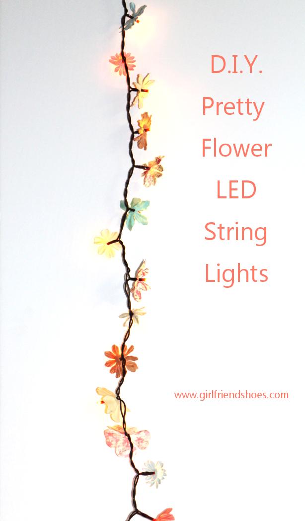 pretty string lights
