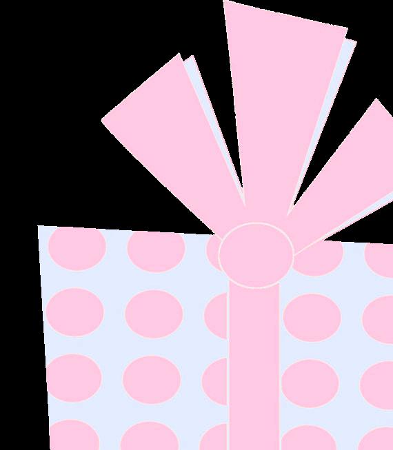 pink gift | free blog printable