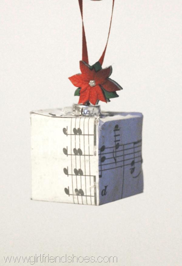 handmade tree ornaments