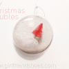 diy christmas baubles